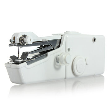 Loskii BX-215 Portable Mini Electric Handheld Sewing Machine