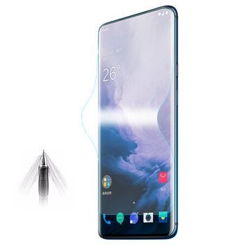 Enkay Hydrogel TPU 3D Full Curved Edge Self-healing Screen Cover Screen Protector For OnePlus 7 Pro / OnePlus 7T Pro