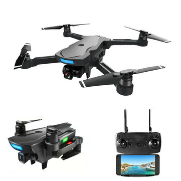 AOSENMA CG033 1KM WiFi FPV w/ HD 1080P Gimbal Camera GPS Brushless Foldable RC Drone Quadcopter RTF