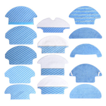 Mop Cloths Mopping Cloth Pads Ecovacs DJ35 DD35 Series Vacuum Cleaner Spare Parts