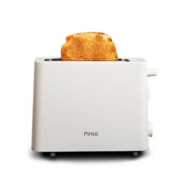 Pinlo PL-T050W1H Máy nướng bánh mì Muti-funtion 500W Máy làm bánh mì điện Máy nướng bánh mì mini từ Xiaomi Youpin