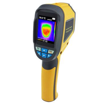 2.40 इंच रंग एलसीडी डिस्प्ले के साथ एचटी 022 हैंडहेल्ड थर्मामीटर कैमरा इन्फ्रारेड थर्मल कैमरा डिजिट