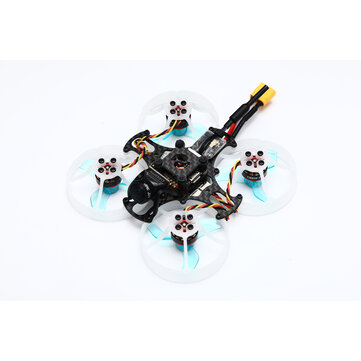 """FullSpeed TinyPusher 1.5"""" 75mm CineWhoop 3S Tinywhoop FPV Racing RC Drone FSD412 Stack Nano400 VTX Caddx EOS2 Camera"""