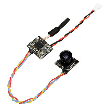 Eachine TX01S NTSC 5.8G 40CH 25MW VTX 600TVL 1/3 Cmos FPV Camera  Eachine E010 E010S Tiny Whoop