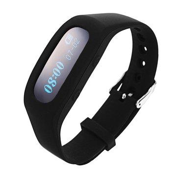 SH04スマートスポーツブレスレット歩数計睡眠モニタースマートBluetooth時計