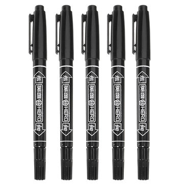 15pcs Black CCL Anti-etching PCB Circuit Board Ink Marker Pen For DIY PCB