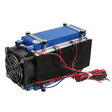 420W 6 Chip Semiconductor Refrigeration Cooler Air Cooling Equipment DIY Radiator