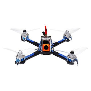 LDARC Kingkong KK 5GT 213mm F4 OSD FPV Racing Drone w/ BL_S 48CH 25/200/600mW VTX Runcam Swift Mini