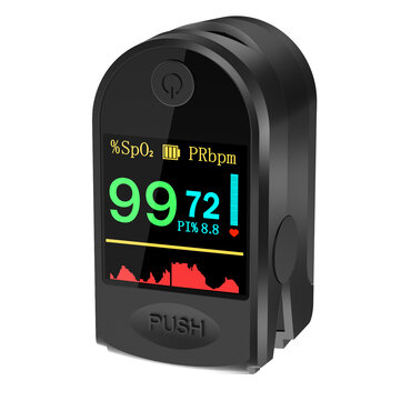 BOXYM P2000 Finger Clamp HD OLED Pulse Oximeter Finger Blood Oxygen Saturometro Heart De Oximeter Portable Pulse Oximetro Monitor Coupon Code and price! - $8