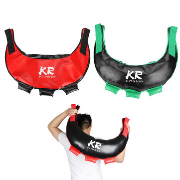 25kg Indoor Fitness Bulgarian Power Bag Sports Training Boxing Punching Sand Bag Empty Sandbags