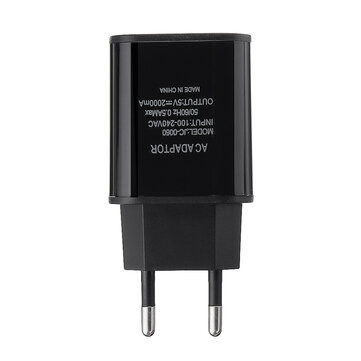 EU USB Charger AC Adaptor 5V 2A Tablet Charger