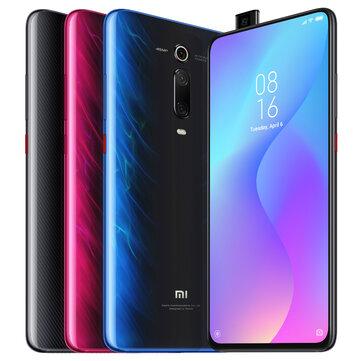 Xiaomi Mi9T Mi 9T Versió global 6.39 polzada 48MP càmera triple NFC 4000mAh 6GB 128GB Snapdragon 730 Octa Core 4G Smartphone