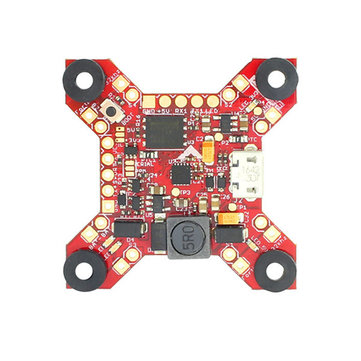FuriousFPV FORTINI F4 32Khz 16MB Black Box Flight Controller Built-in BEC Inrush Voltage Protection