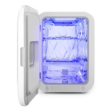 Smartda HD ZMXDJ01 Bowl Tableware Toothbrush Sterilizer from Xiaomi Youpin Portable Desktop Disinfection Cabinet UV Light Ozone Lamp Sterilization Coupon Code and price! - $156