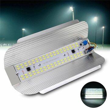 พลังงานสูง 50 วัตต์ 70 LED ไฟน้ำท่วมไฟทึบแสงทังสเตน - กลางแจ้ง สวน AC220-240V