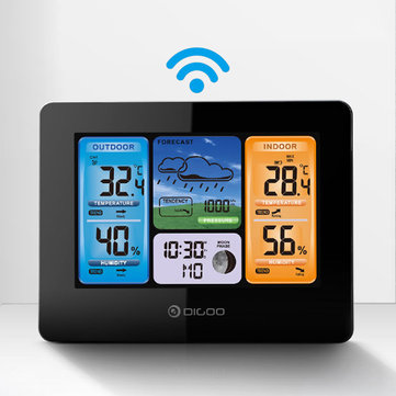 Digoo DG-EX001 WIFI APP Smart Weather Station