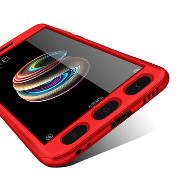 Bakeey™ 2 in 1 Double Dip 360° Full Protection PC With Screen Case for Xiaomi Mi A1/ Xiaomi Mi 5X