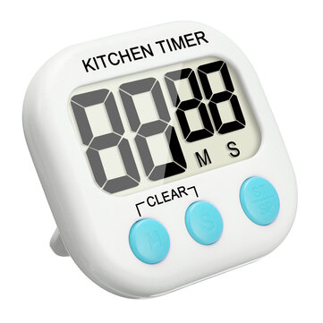 EIVOTOR HX103-2 LCD Electronic Timer Digital Timers Kitchen Timer Reminder