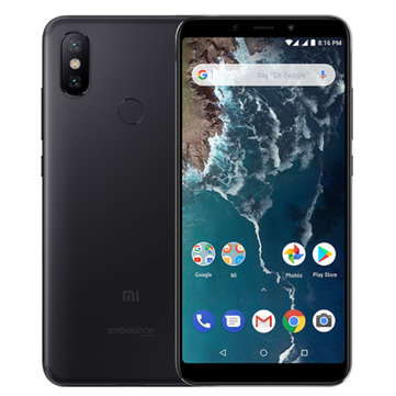 US$199.99 33% Xiaomi Mi A2 Global Version 5.99 inch 4GB RAM 64GB ROM Snapdragon 660 Octa core 4G Smartphone Smartphones from Mobile Phones & Accessories on banggood.com