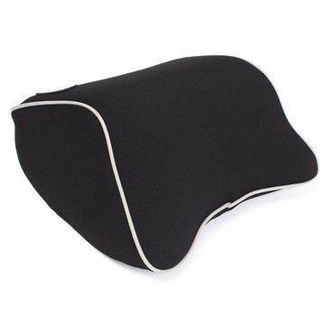 Car Seat Head Rest Memory Foam Cotton Neck Support Rest Cushion Travel Pillow