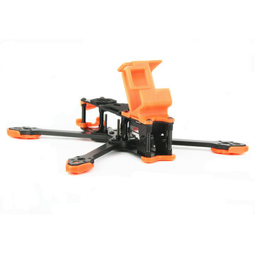 T-Motor FT5 225mm 3K Carbon Fiber 5 Inch Frame Kit Support 20x20mm & 30.5x30.5mm Stack for RC Drone FPV Racing