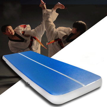 Airtrack Gymnastics Mat Inflatable GYM Air Track Mat Cheerleading Pad Sport Protector