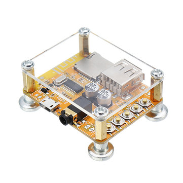 APP Control Wireless bluetooth Audio Receiver Board 4.2 bluetooth Amplifier Board Shell