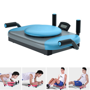 360° Rotation Push Up Stands Abdomen Chest Arm Core Training Device Fitness Exercise Tools