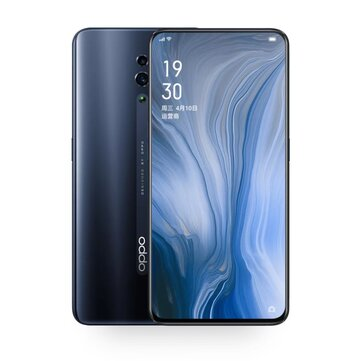 OPPO Reno 6.4 Inch FHD+ AMOLED NFC 3765mAh Android 9.0 8GB 256GB Snapdragon 710 Octa Core 2.2GHz 4G Smartphone
