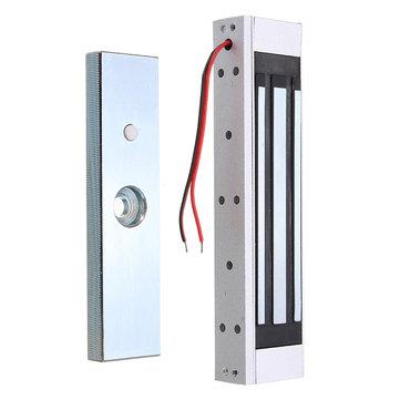 Single Door 12V Electric Magnetic Electric Magnetic Lock 180KG (350LB)