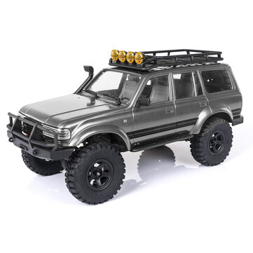 Eachine FMS 1_18 2.4G Land Cruiser 80 For TOYOTA Partly Waterproof Crawler Off Road RC Car Vehicle Models RTR Remote Control Car