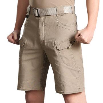Executive Tactical IX7 Shorts Pants Men's Outdoor Sports Slim Casual Overalls