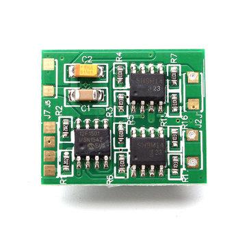 DasMicro 2S6A Micro Dual Bi-direktionaler Drehzahlregler für Tank Crawler und Boot ohne Bremse