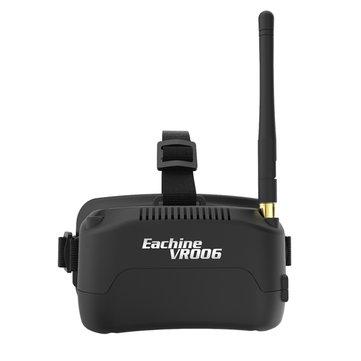 Eachine E013 VR006 VR-006 One-antenna 3 Inch 5.8G 40CH Mini FPV Goggles Build in 3.7V 500mAh Battery