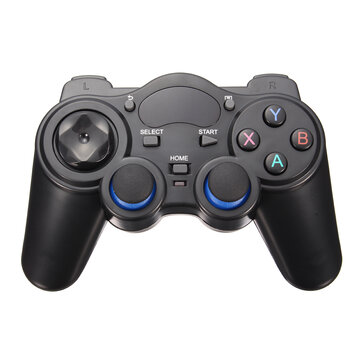 2.4GHzワイヤレスゲームコントローラゲームパッドジョイスティック、Android TVボックスPC用