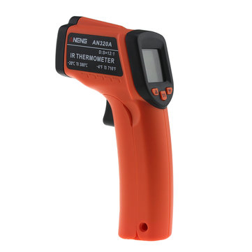 Laser LCD Digital IR Infrared Thermometer Non-Contact Temperature Meter