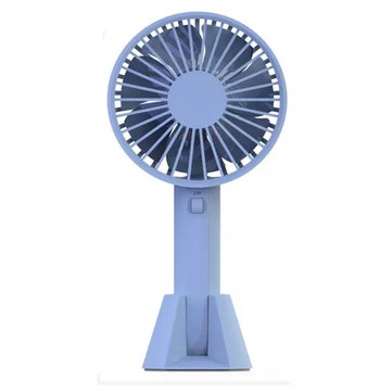 VH 2 In 1 Portable Handheld Mini USB Powered Desk Small Fan 3 Cooling Wind Speed Outdoor Travel from Xiaomi Youpin
