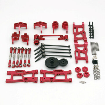 Wltoys 144001 124019 124018 Upgraded Metal Parts Set RC Car Parts