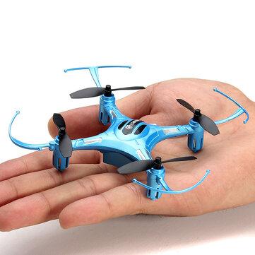 Eachine H8S 3D Mini Đảo ngược chuyến bay 2.4G 4CH 6Axis One Trả lại chìa khóa RC Drone Drone RTF