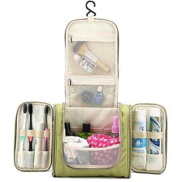 Multifunction Zipper Toiletry Bags Travel Wash Storage Bags