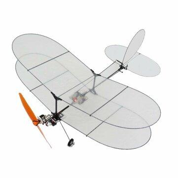 TY Model Black Flyer V2 Carbon Fiber Film RC Airplane With Power System