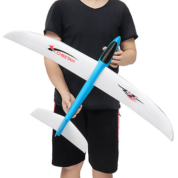 100cm Wingspan Hand Throwing Plane Fixed Wing DIY Racing Airplane Epp Foam Plane Toy