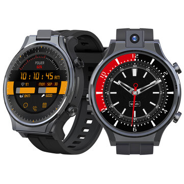 13MP Rotatable CameraKospet Prime 2 2.1 480+480px Screen 4G+64G Octa core 4G LTE Watch Phone 1600mAh Battery GPS+Beidou Android 10 Smart Watch