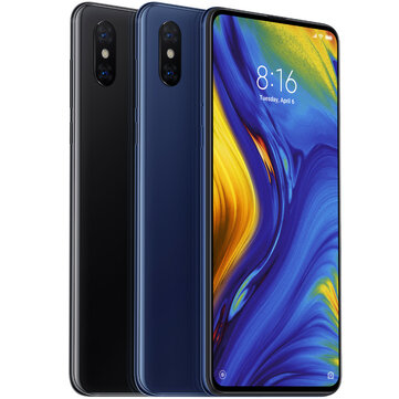 US$469.99 24% Xiaomi Mi MIX 3 Global Version 6.39 inch 6GB RAM 128GB ROM Snapdragon 845 Octa core Smartphone Smartphones from Mobile Phones & Accessories on banggood.com