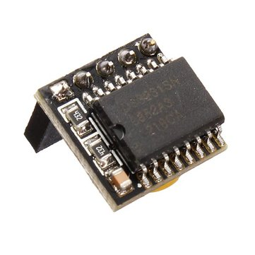 3PCS DS3231 Clock Module 3.3V / 5V High Accuracy For Raspberry Pi