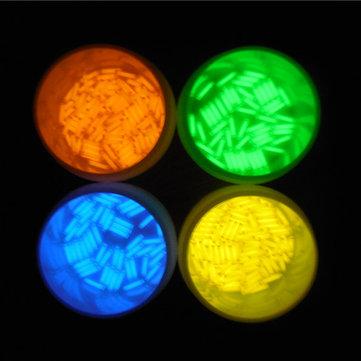 1pcs 1.5x6mm Trit Vials Tritium Multicolor Self-luminous 15-Years
