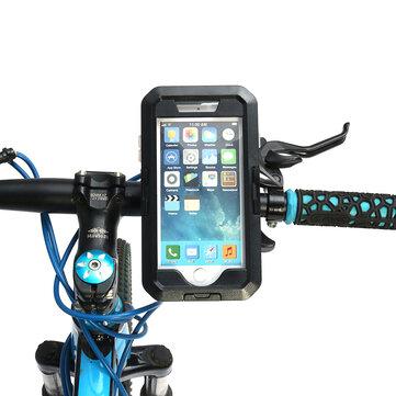 IPX8 vanntett sykkel / sykkelholderholder holder beskyttelsesveske for iPhone 7/iPhone 8