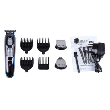 3 In 1 Hair Clipper Style Trimmer Home Hair Salon European Special Hair Clipper for sale in Bitcoin, Litecoin, Ethereum, Bitcoin Cash with the best price and Free Shipping on Gipsybee.com