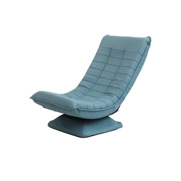 360 Degree Rotatable Adjustable Sofa Lazy Chaise Lounge Chair Reading Living Room Bedroom Foldable Soft Leisure