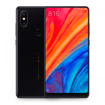 Xiaomi Mi MIX 2S 5.99 inch 6Go RAM 64Go ROM Snapdragon 845 Octa core 4G Téléphone Intelligent